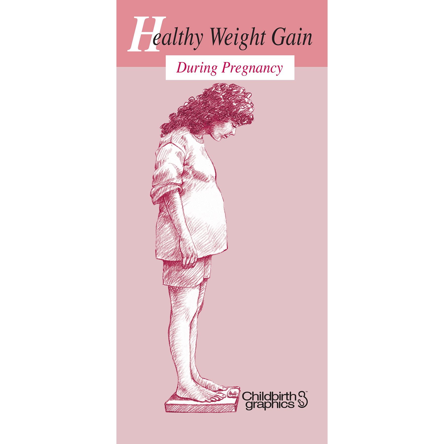 Weight Gain Chart During Pregnancy Erkalnathandedecker