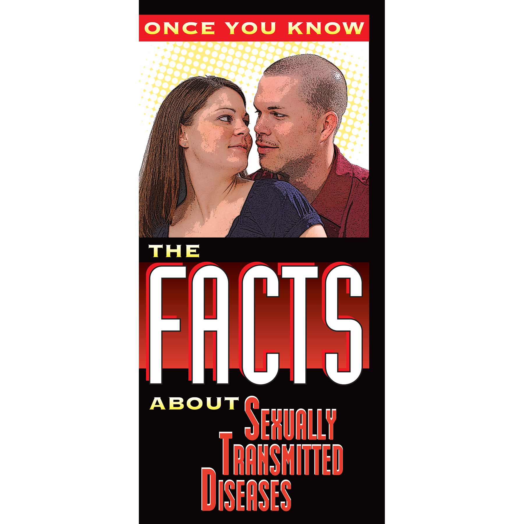 Sti sexually transmitted infections pamphlet