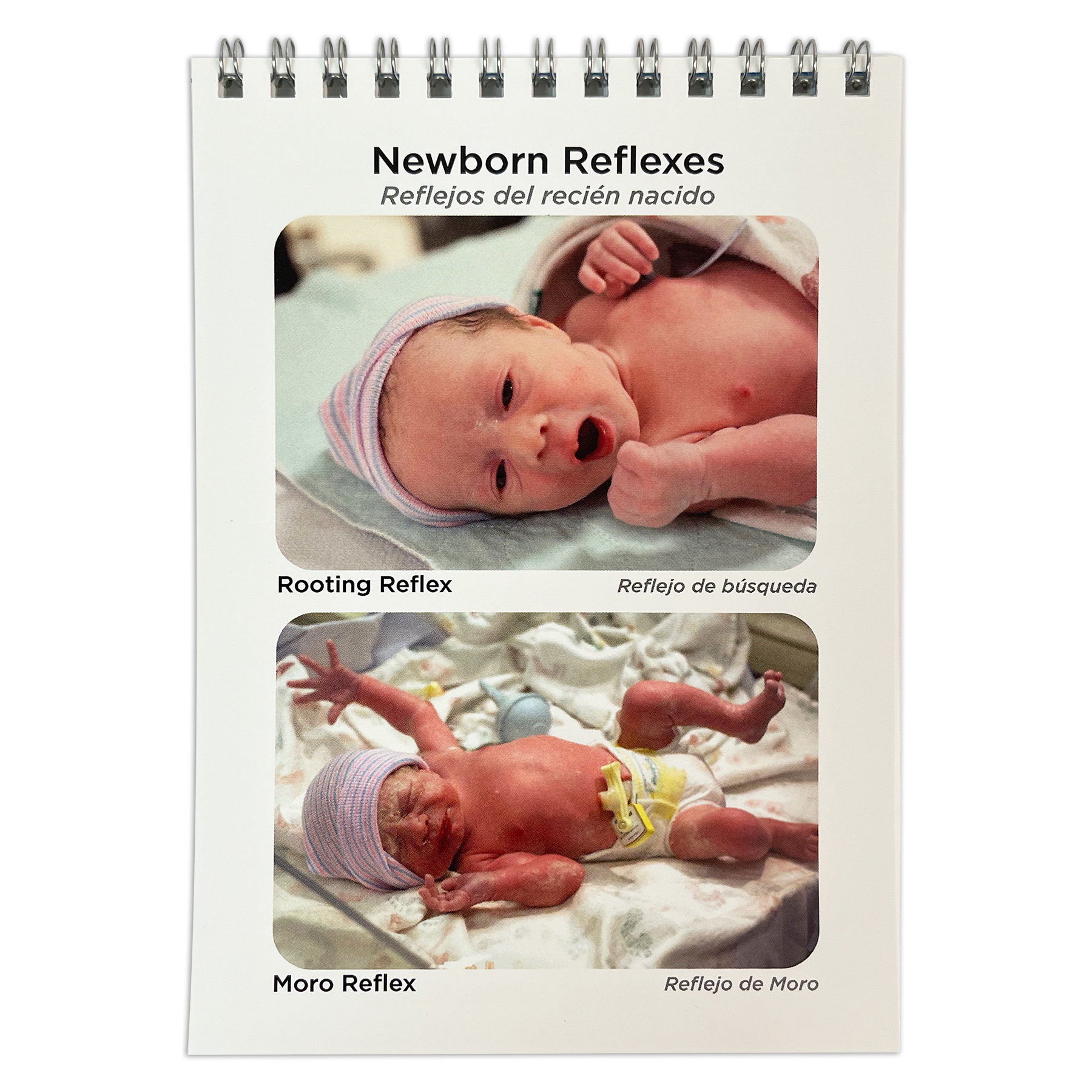 pocket-sized guide to normal newborn appearance and procedures, newborn procedures bathing and shampoo panel, Childbirth Graphics, 38506