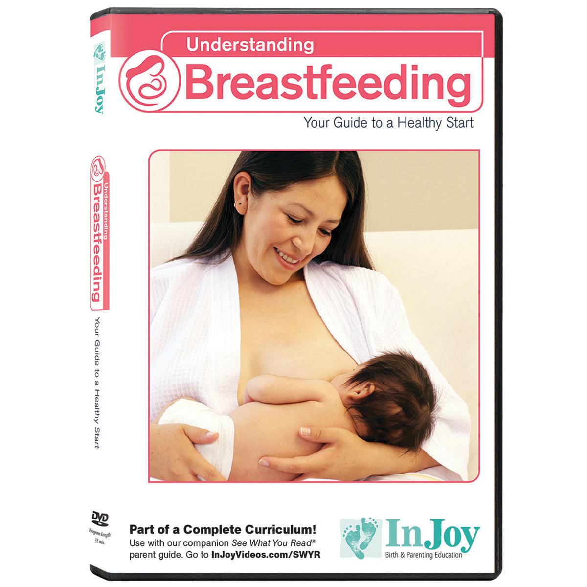 Understanding Breastfeeding Dvd Spanish Childbirth Graphics