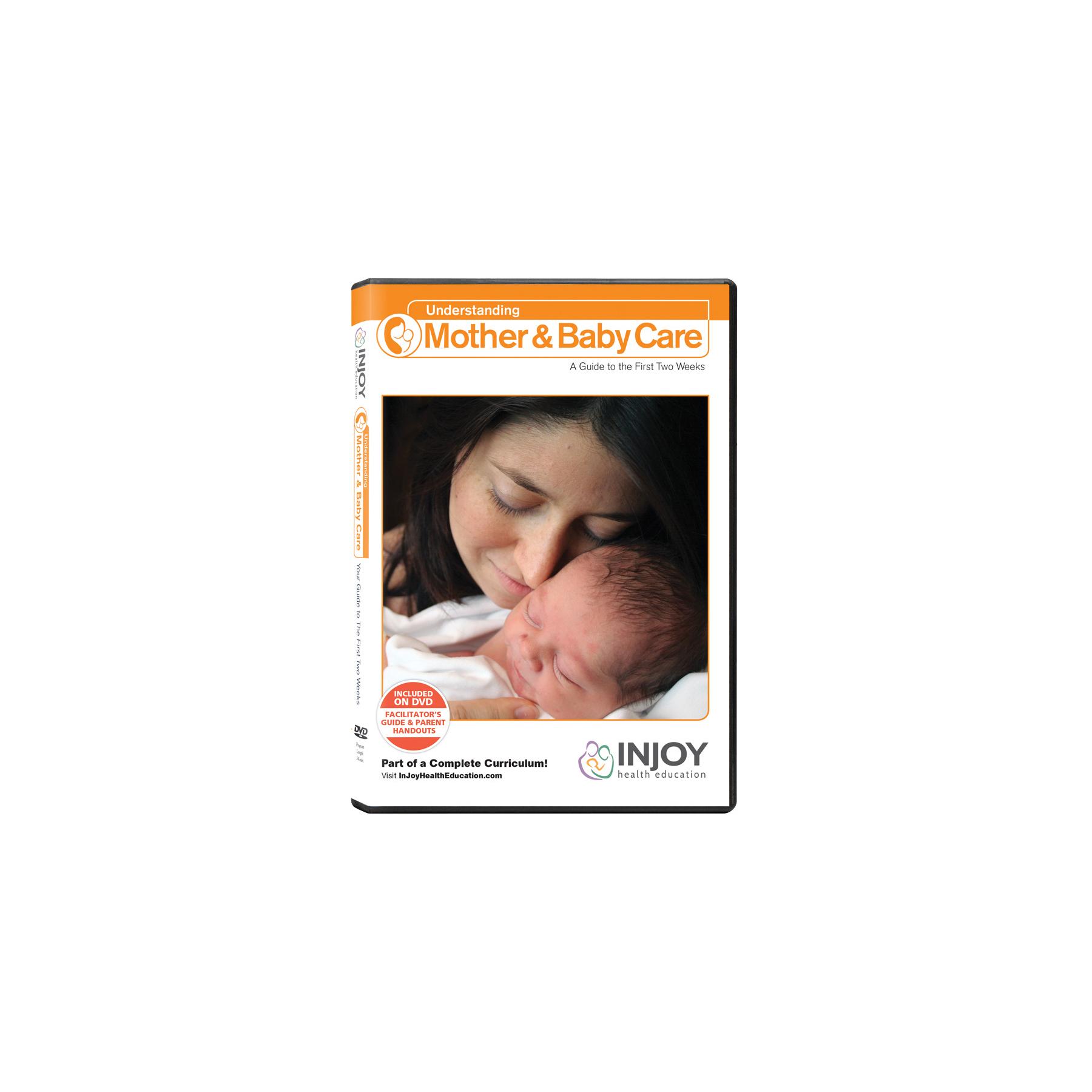 Childbirth Graphics; Health Edco; baby friendly; postpartum care; baby blues; mood disorders; breastfeeding; newborn care; 48954