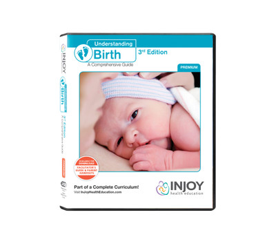 Understanding Birth 3rd Edition: A Comprehensive Guide USB (Premium Package), educational tools, Childbirth Graphics, 71423