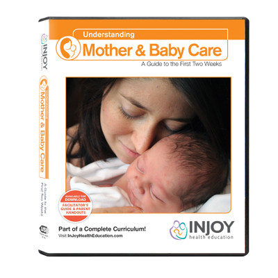 Understanding Mother and Baby Care: The First Two Weeks USB, childbirth education video program, Childbirth Graphics, 71434