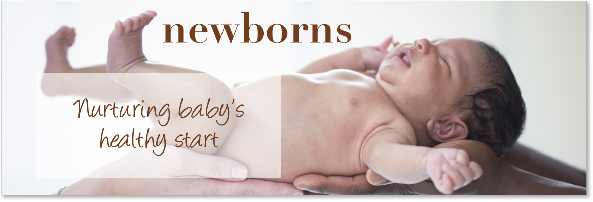 Newborn Education Materials, Products & Models